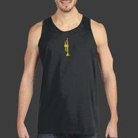100% Ring Spun Cotton Tank Top Thumbnail